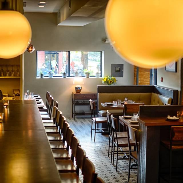 Tyber Creek Wine Bar Kitchen Washington Dc