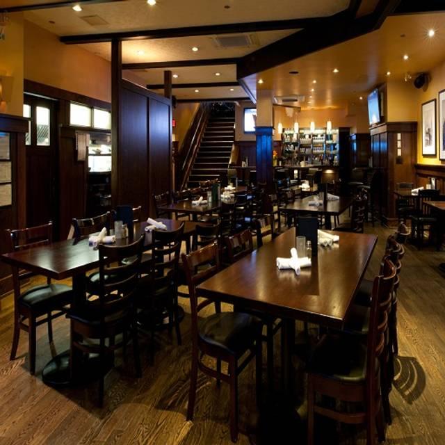 St. Regis Bar & Grill, Vancouver, BC