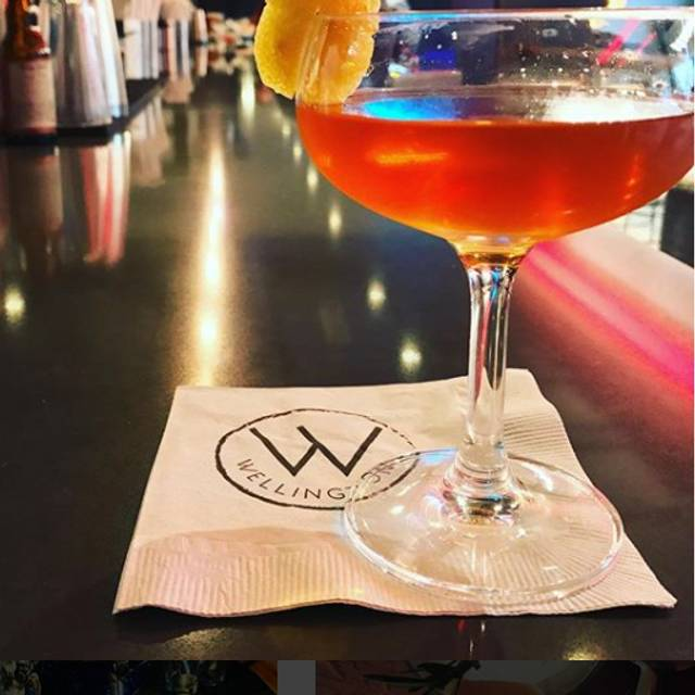 Cocktail - Wellington's @ The Renaissance Hotel - Albany, Albany, NY