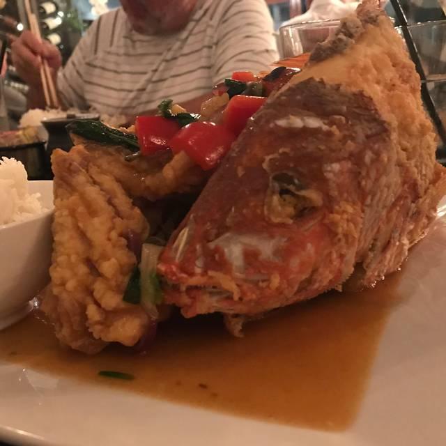 The Sea Asian Kitchen, Delray Beach, FL