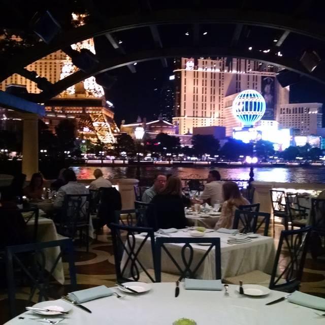bellagio casino dresscode