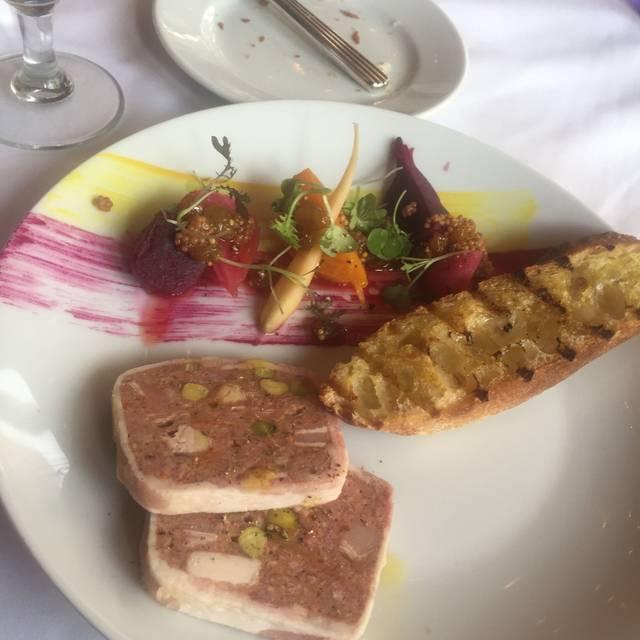 The Grand Tier Restaurant, New York, NY