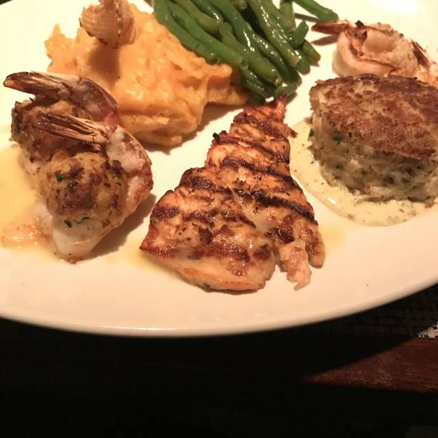 McCormick & Schmick's Seafood - Atlantic City - Harrah's, Atlantic City, NJ