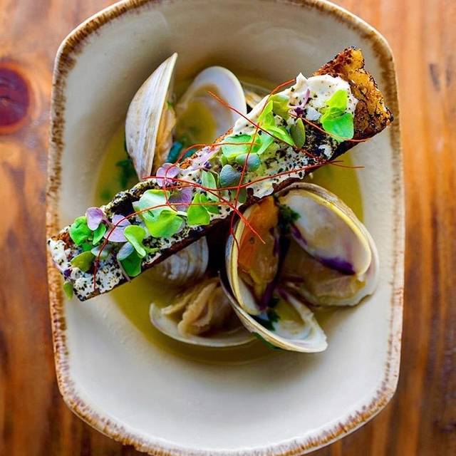 Littleneck Clams - Gideon Sweet, Chicago, IL