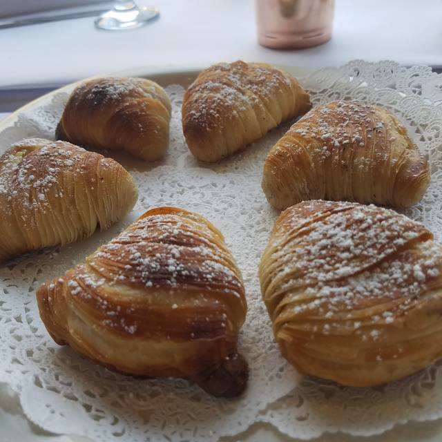 Sfogliatelle - Brick Osteria and Wood Fired Oven, Port Washington, NY