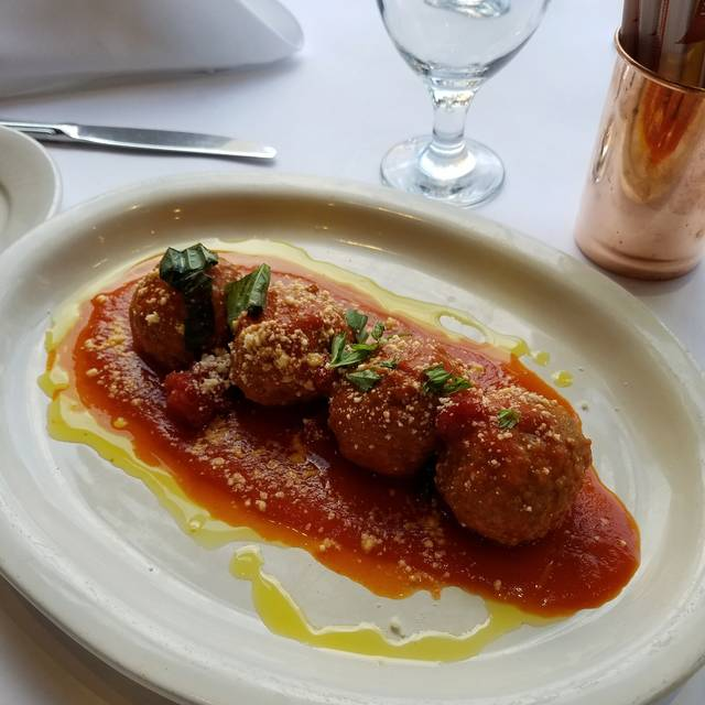 Meatballs - Brick Osteria and Wood Fired Oven, Port Washington, NY