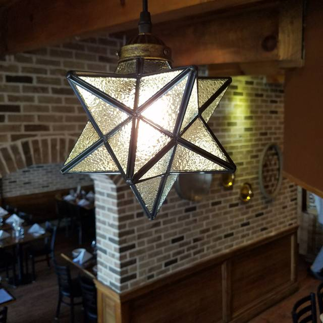 Pendant Light - Brick Osteria and Wood Fired Oven, Port Washington, NY