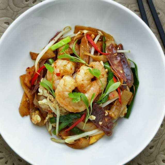 Char Koay Teow - Ting Lounge - Ting Lounge, Shangri-La At The Shard, London