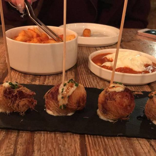 Bravas Tapas, London