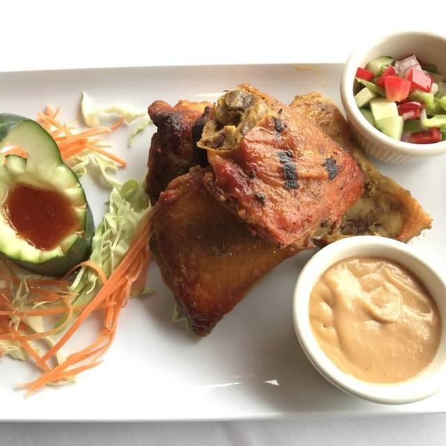 thai chaiyo tustin restaurant tustin ca opentable rh opentable com