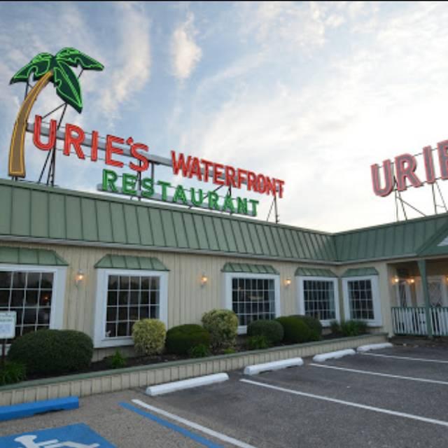 Uries Waterfront Restaurant Wildwood Nj