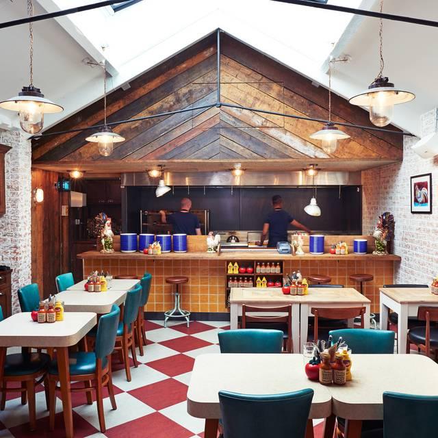 Chicken Shop - St John's Wood - London, | OpenTable