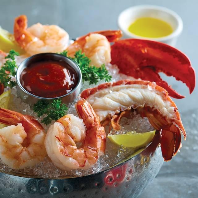 Lobster And Shrimp Appetizer - Fogo de Chao Brazilian Steakhouse - New York, New York, NY