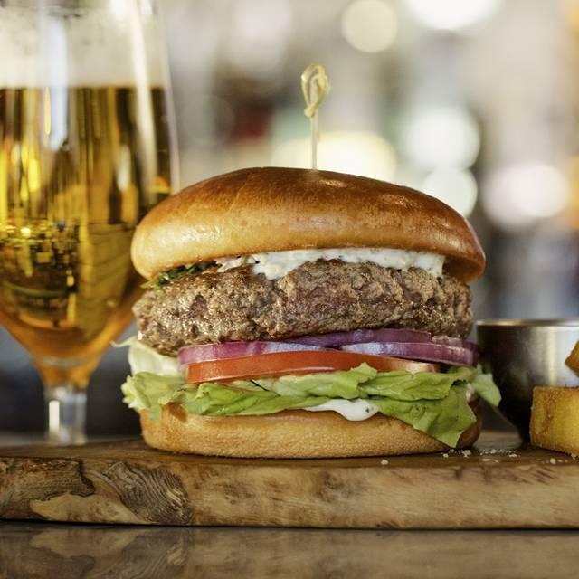 Bar Fogo Picanha Burger - Fogo de Chao Brazilian Steakhouse - Uptown, Dallas, TX