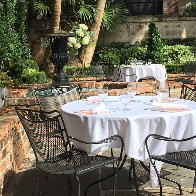 Broussard's Restaurant, New Orleans, LA