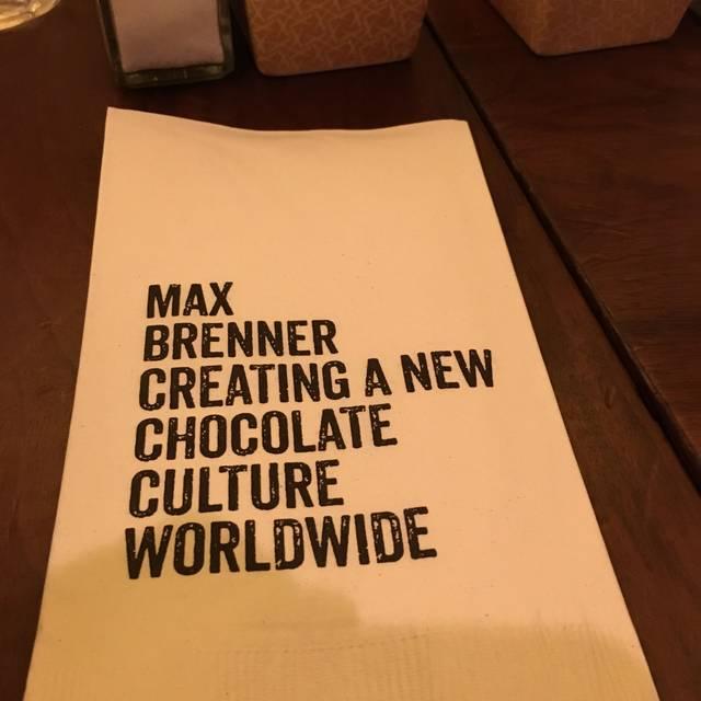 Max Brenner - Philadelphia, Philadelphia, PA