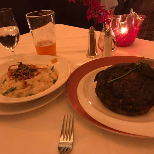 Fiore Steakhouse - Harrah's Resort - Southern California, Funner, CA
