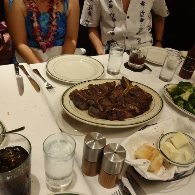 Wolfgang's Steak House - Waikiki Beach, Honolulu, HI