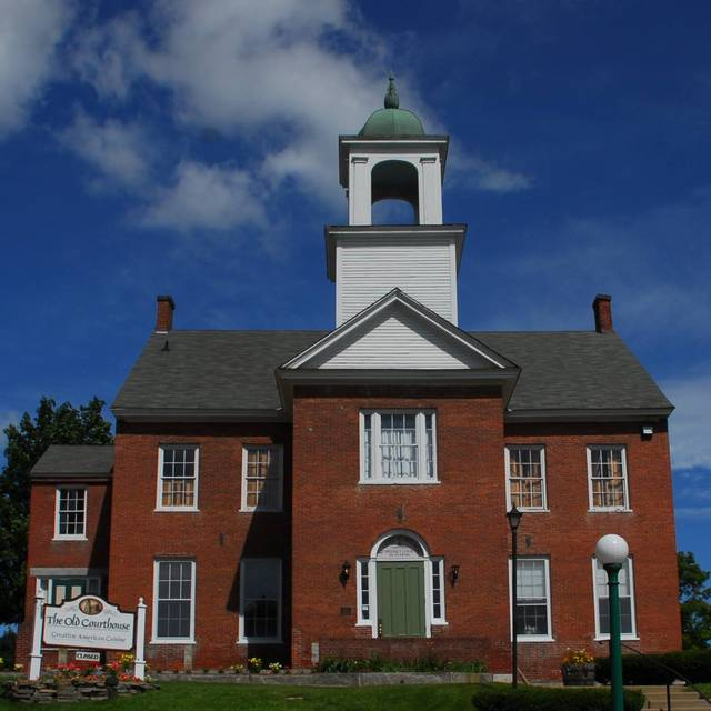 The Old Courthouse, Newport, NH