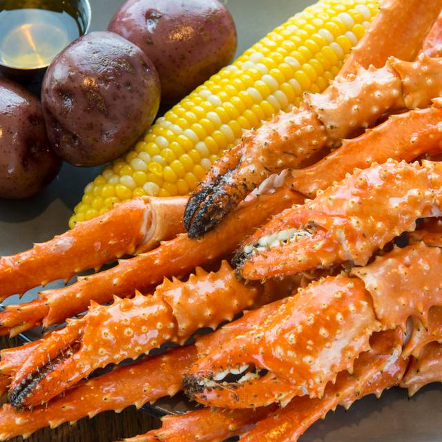 Crab Legs - Paddlefish, Lake Buena Vista, FL