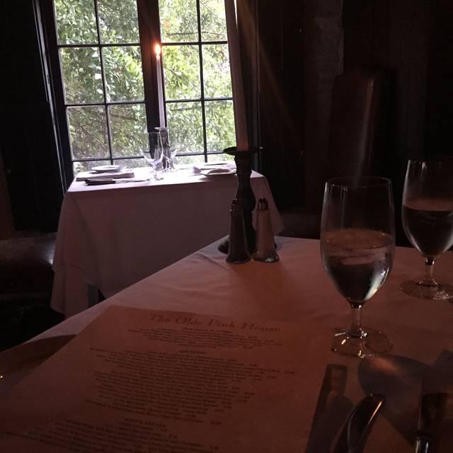 The Olde Pink House Restaurant, Savannah, GA