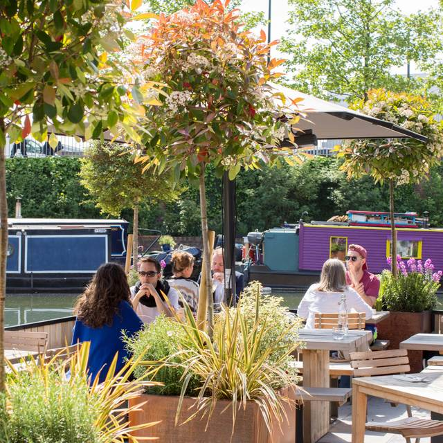 Lighterman - Terrace- - The Lighterman, London