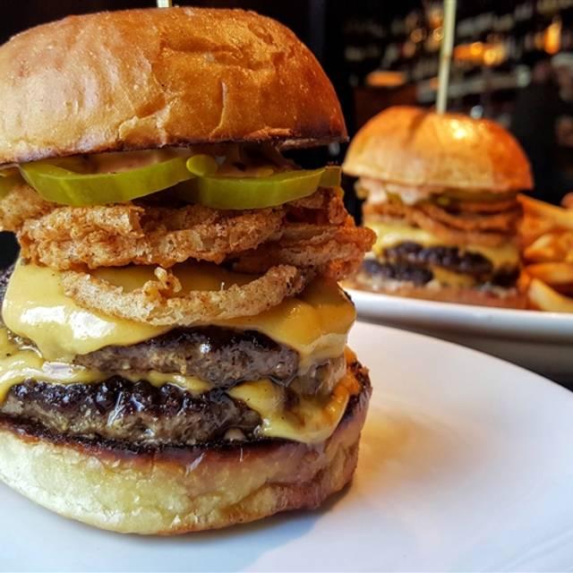 Burger and Barrel, New York, NY
