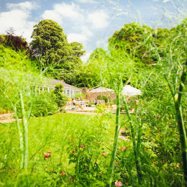 Pythouse Kitchen Garden, Tisbury, Wiltshire