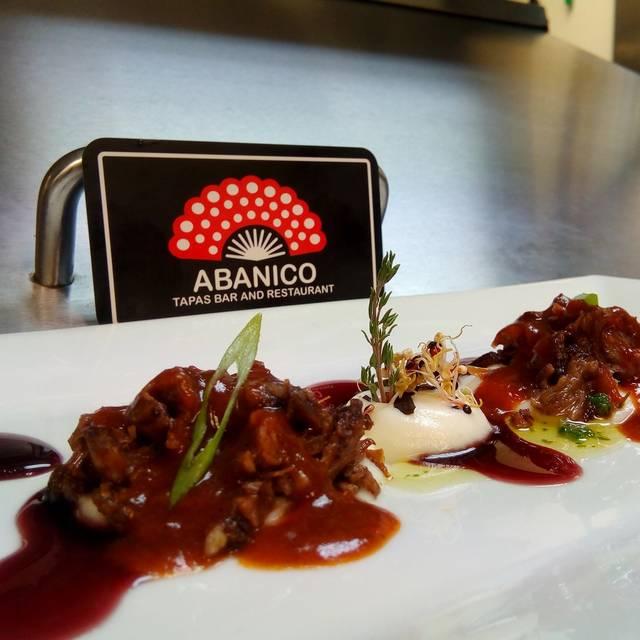 Abanico Tapas Bar and Restaurant, Greenville, SC
