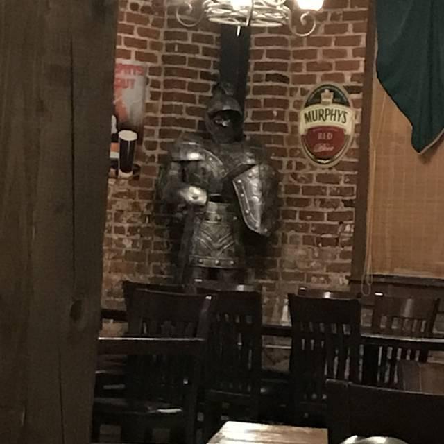 McGee's Irish Pub & Restaurant, Anderson, SC