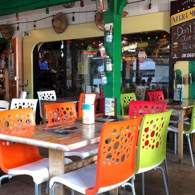 Menu For La Cucaracha Restaurant Waikiki
