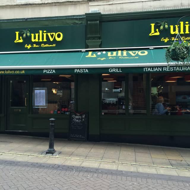 L'ulivo Villiers Street, London
