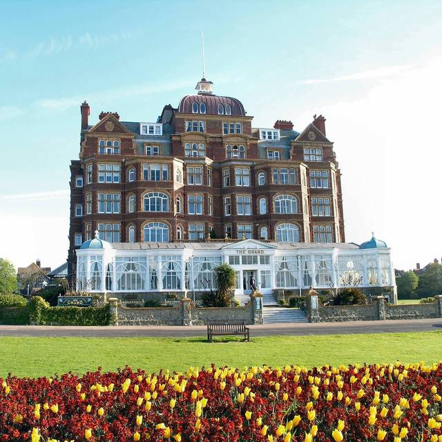 Best Romantic Hotels Kent: Afternoon Tea @ The Grand Restaurant