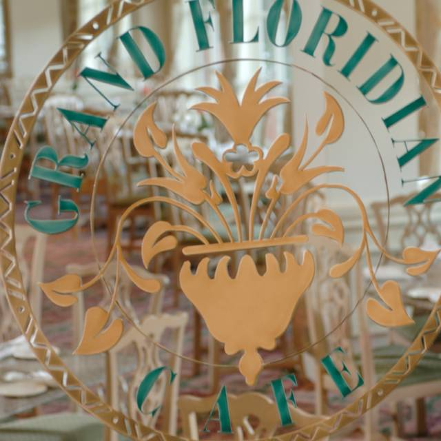 Grand Floridian Cafe - Disney's Grand Floridian - Grand Floridian Cafe - Disney's Grand Floridian Resort, Orlando, FL