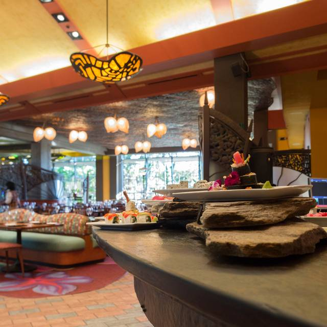 Kona Cafe - Disney's Polynesian Village Resort - Kona Cafe - Disney's Polynesian Village Resort, Orlando, FL