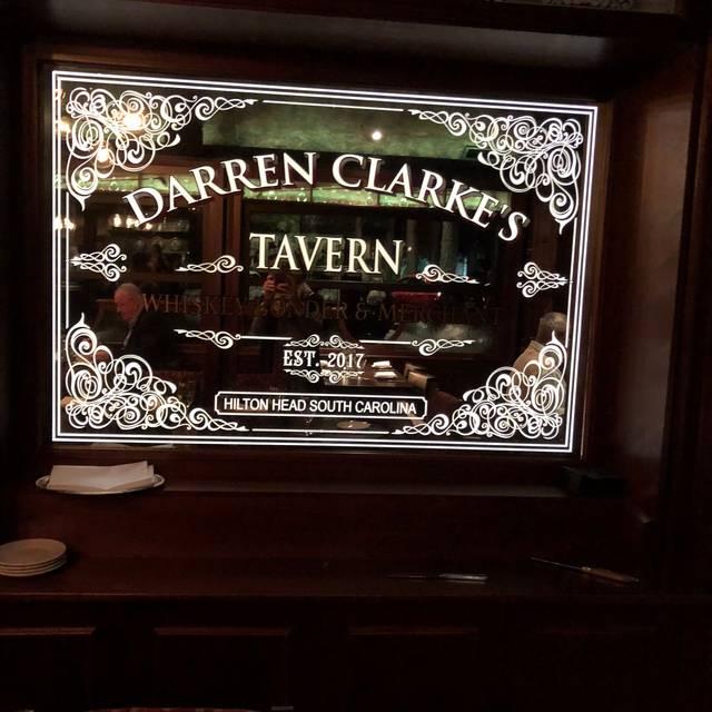 Darren Clarke's Tavern, Hilton Head, SC