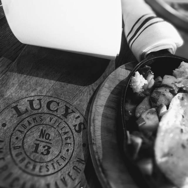 Lucy's American Tavern, Dorchester, MA