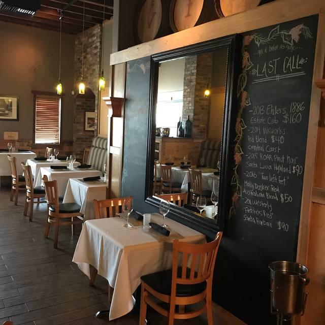 Vine Restaurant & Bar, San Clemente, CA