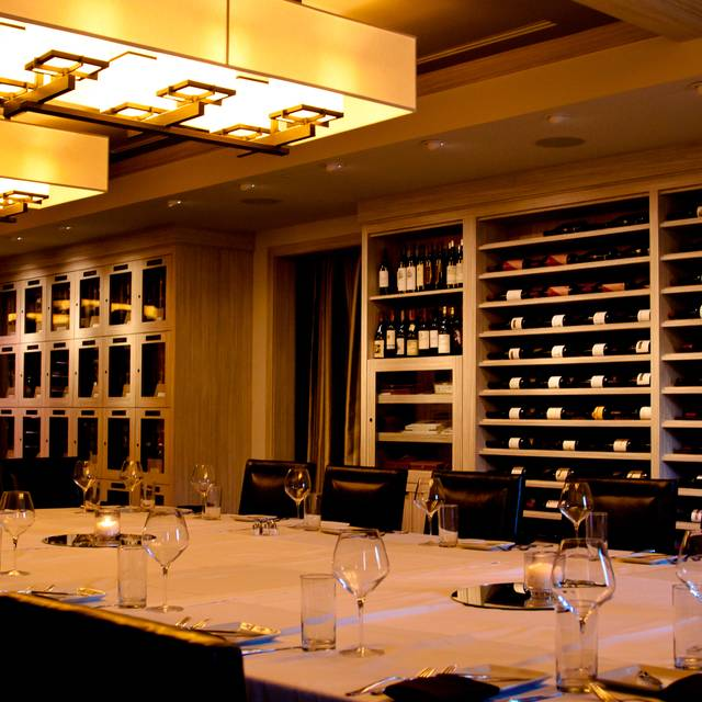 Wine Room - Hannas Prime Steak, Rancho Santa Margarita, CA