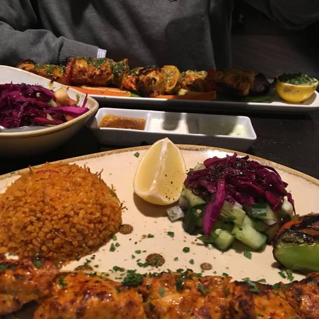 Pasha Restaurant Lounge, Billericay, Essex