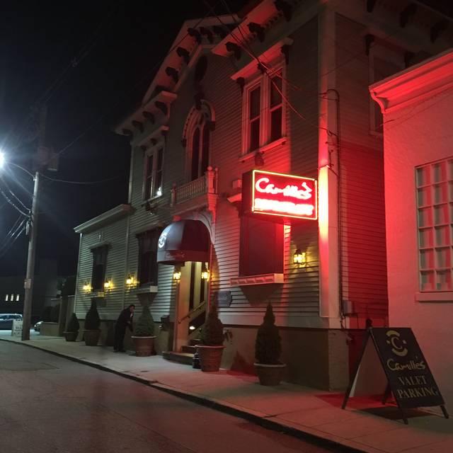 Camille's Restaurant, Providence, RI