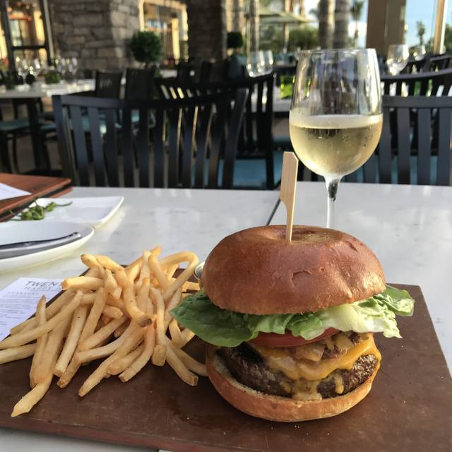 Twenty/20 Grill & Wine Bar - Sheraton Carlsbad Resort & Spa, Carlsbad, CA