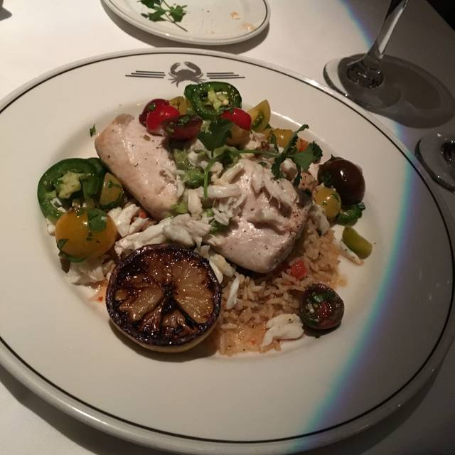 Truluck's Seafood, Steak and Crab House - La Jolla, San Diego, CA