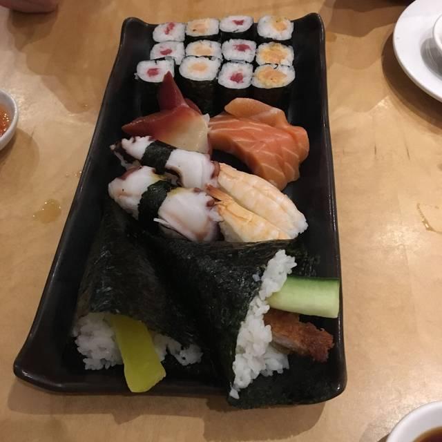 Sushi Cafe Battersea Menu