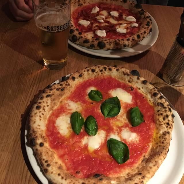 Pizza Puro Restaurant Hamburg Opentable