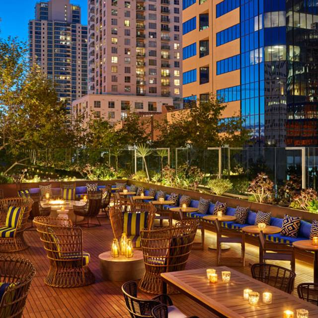 Topside terrace restaurant san diego ca opentable for Terrace cafe opentable