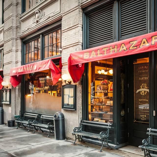Balthazar, New York, NY
