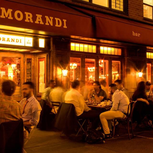 Morandi, New York, NY