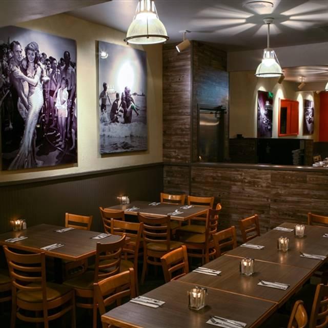 Ideal Bar & Grill, Santa Cruz, CA