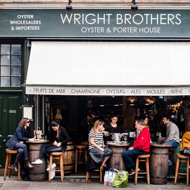 Wright Brothers Borough Market, London